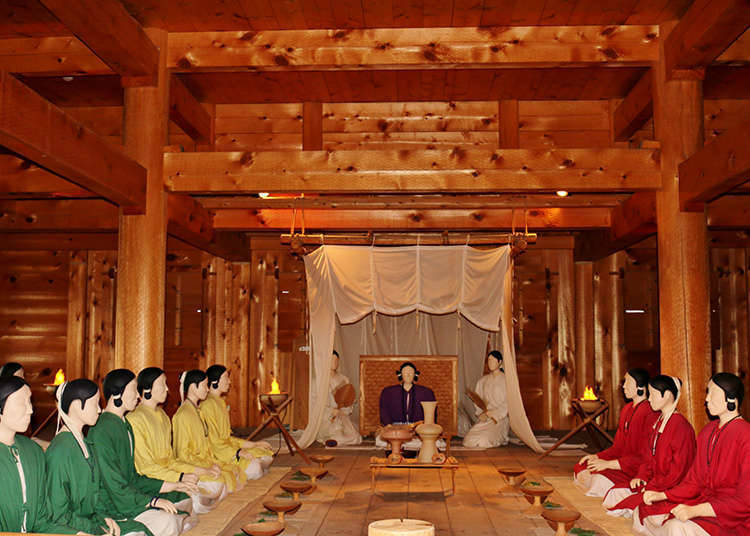 History of traditional national clothes in Japan