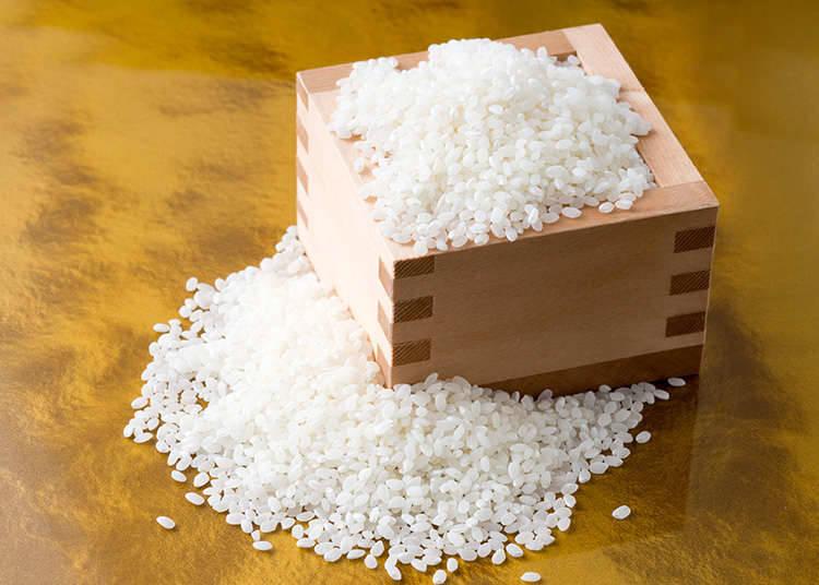 お米の単位「合」