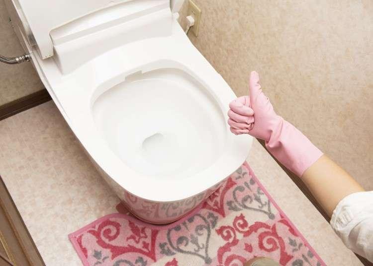 日本廁所乾淨的秘訣!來日本觀光前一定要知道的廁所注意事項!
