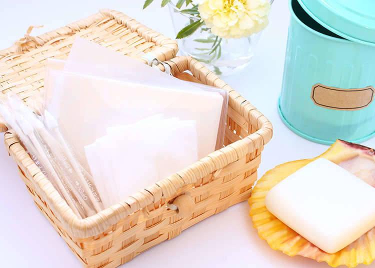 Jangan Membuang Tisu Toilet di Dalam Tong Sampah!