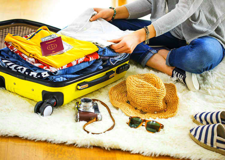 สิ่งของที่ควรพกติดตัวไปเวลาไปเที่ยวประเทศญี่ปุ่น