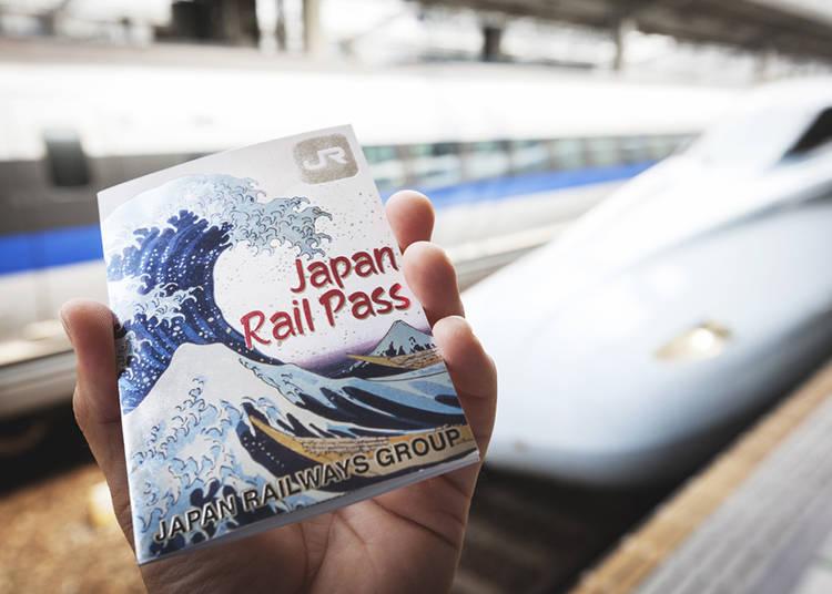 5. Japan Rail Pass