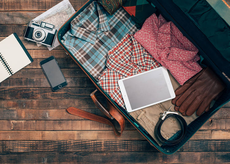 7. Suitcase space