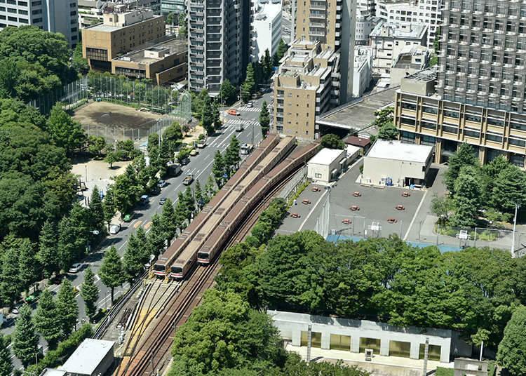 Daerah yang Keamanannya Relatif Baik adalah Distrik Chuo-ku dan Bunkyo-ku
