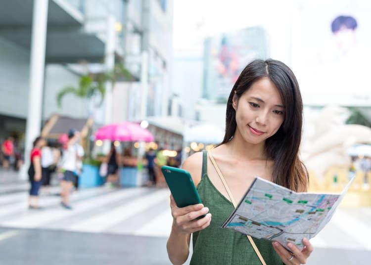 纵览日本各地!关于观光的日常用语