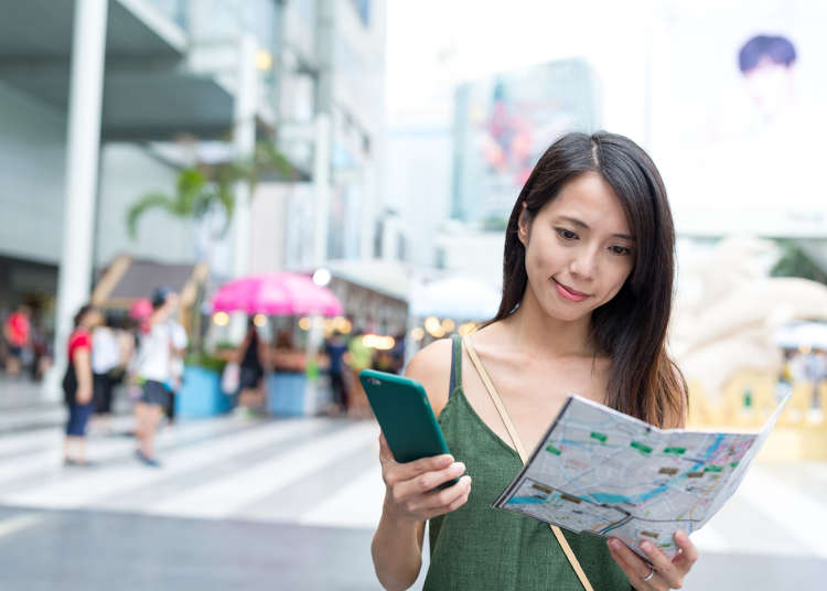 Survival Japanese: Useful Phrases for Sightseeing