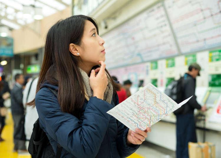 Sangat berguna ketika makan angin dengan keretapi atau bas! Frasa-frasa yang boleh digunakan di fasiliti pengangkutan awam.