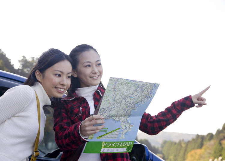 (MOVIE) Survival Japanese: How to Ask Directions in Japan