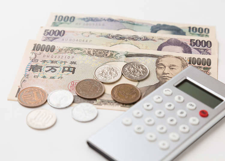 Departing the Country: Taking Out One Million Yen in Cash
