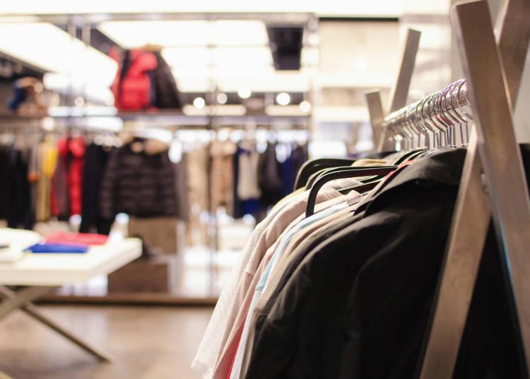 能提供免税服务的主要店铺