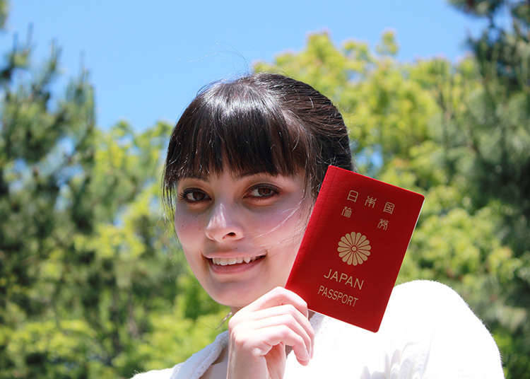 The Right to Enter and Depart Japan