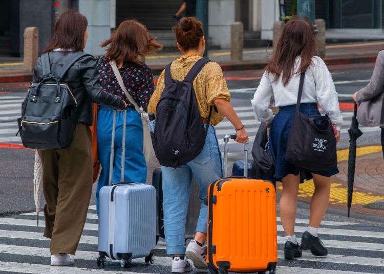 提前了解在日本随身携带物品的知识
