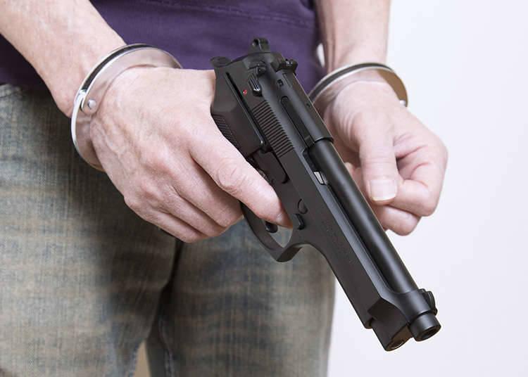 禁止携带枪支及毒品