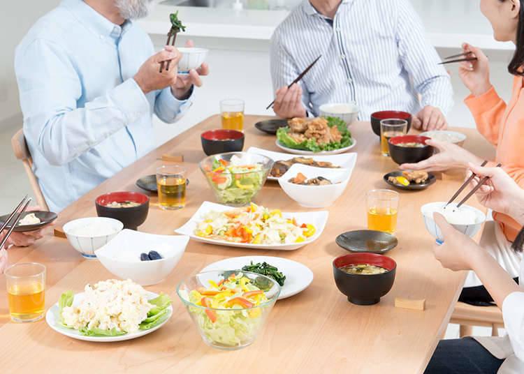 用餐时的注意事项