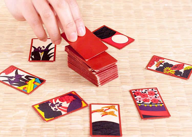 Hanafuda (kad permainan bunga Jepun)