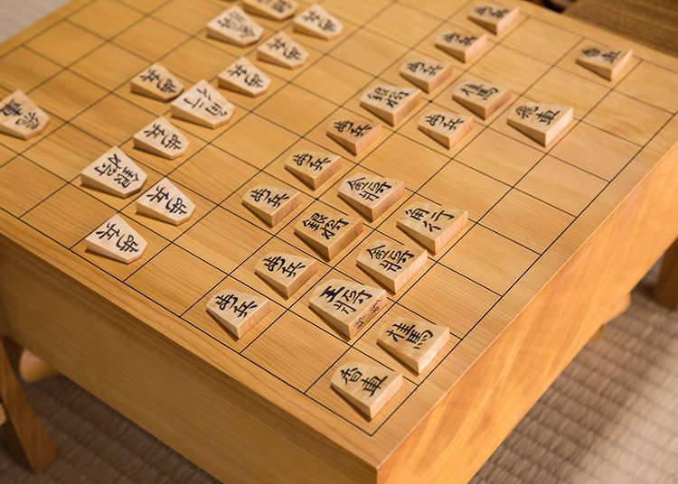 โชงิ (หมากรุกญี่ปุ่น)