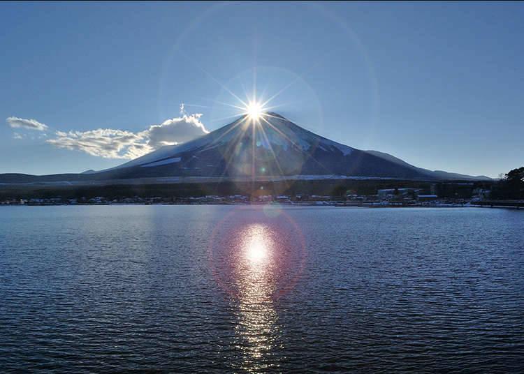 看富士山能知道天氣?