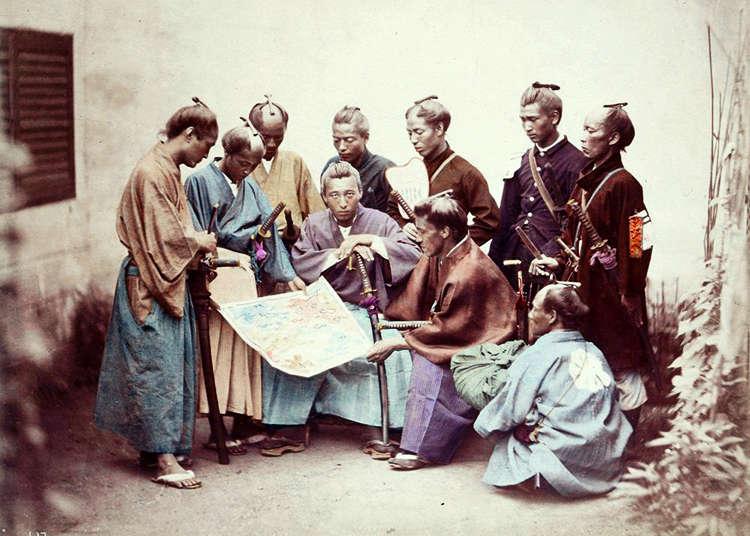 迅速了解!日本歷史的重大新聞