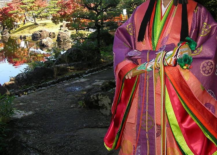 Seni dan Budaya yang Tinggi di Periode Heinan