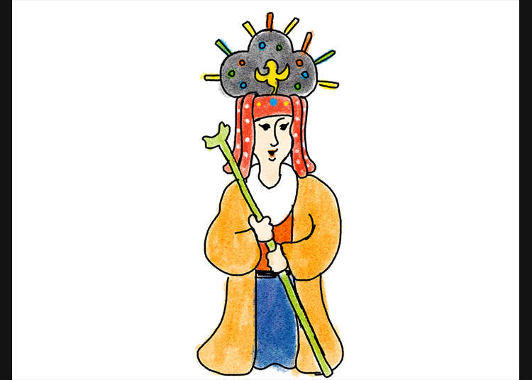 卑彌呼:日本第一位女王