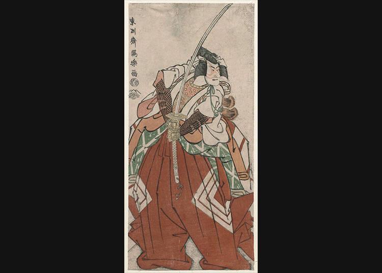 大眾文化開花的江戶時代