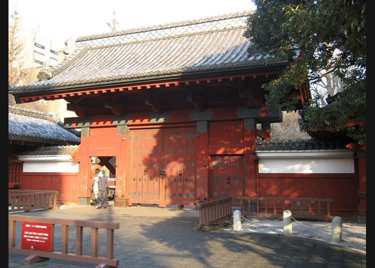 Samurai Residences of Old