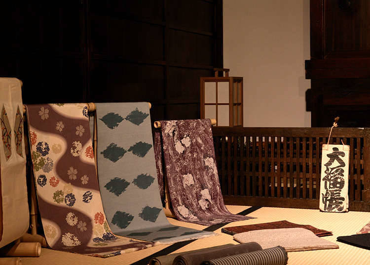 The repeated revivals of Ginza