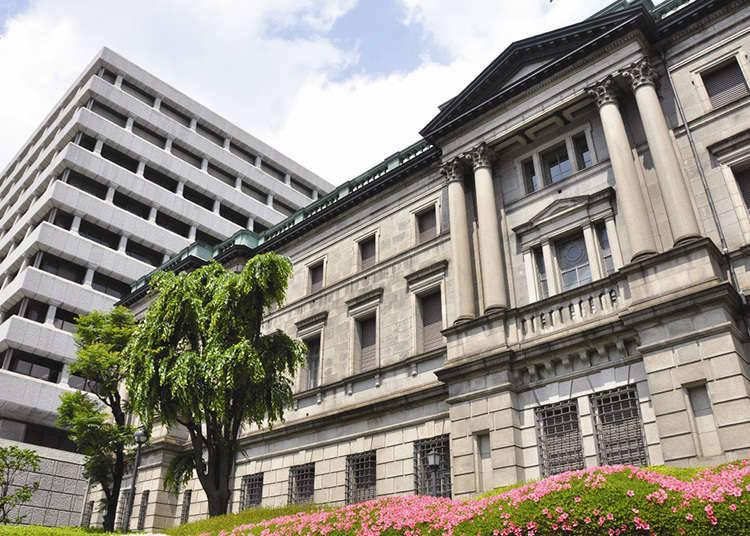 Gedung Hasil Rancangan Tatsuno Kingo