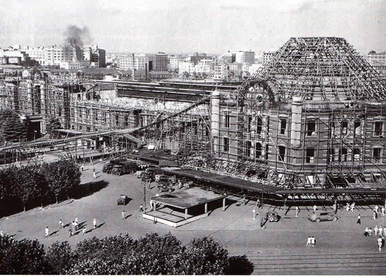 戰爭中消失的屋頂