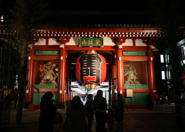 Enjoy Asakusa and Ueno with its accessibility