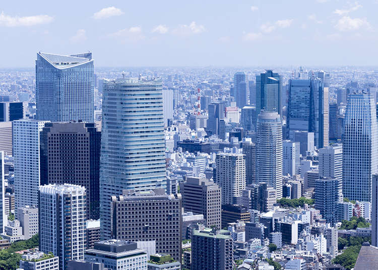 Roppongi: Then and Now