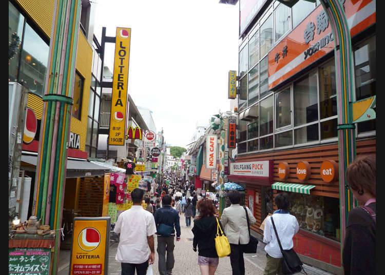 Harajuku's Unique Culture