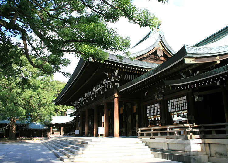 Harajuku: Where Ancient and Modern Cultures Mix