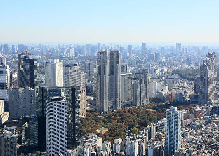 The past and present of Shinjuku