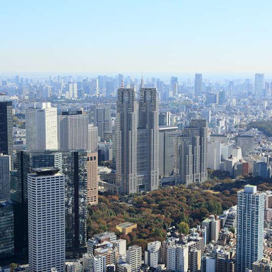 Shinjuku, Dulu dan Kini