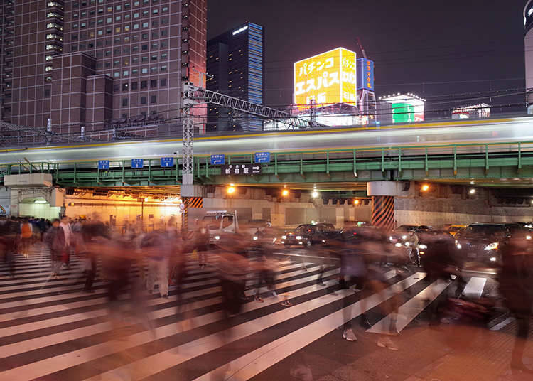 Features of Shinjuku