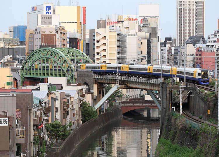 Tokoh-Tokoh yang Memiliki Hubungan dengan Shinjuku