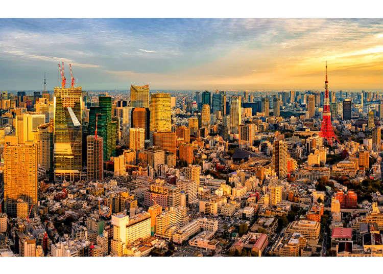 일본의 새벽 명소・심야 명소