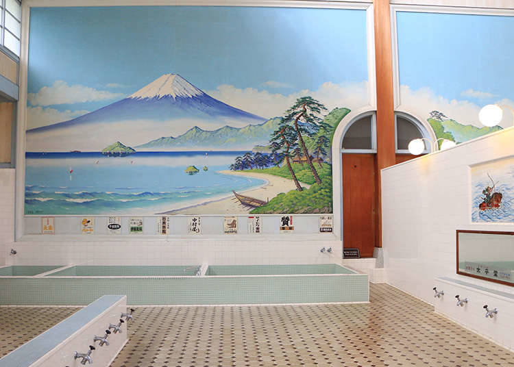 钱汤的入浴文化体验
