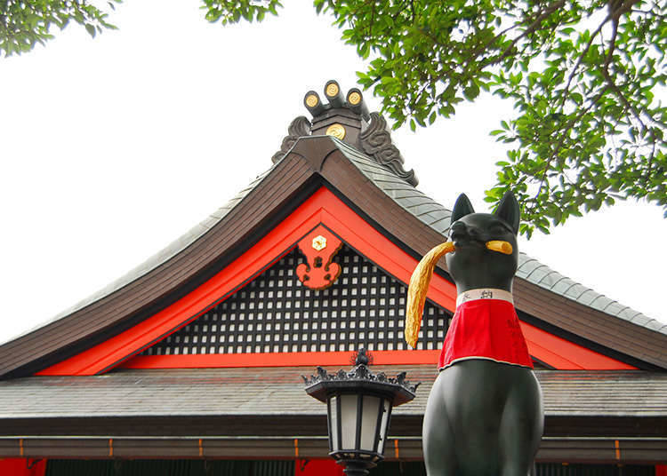 Entering the Realm of Shinto and Buddhism