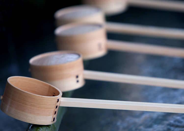 Purification at the Temizuya