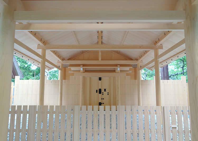 日本最古早的建築樣式「大社造」