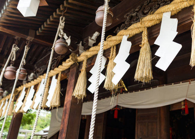 神社佛寺的建造方式