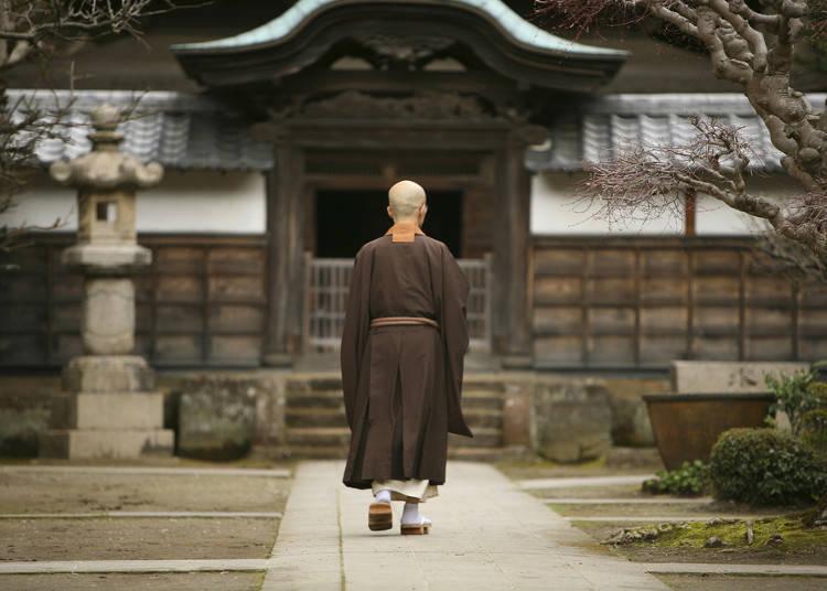 神社佛寺的特徵