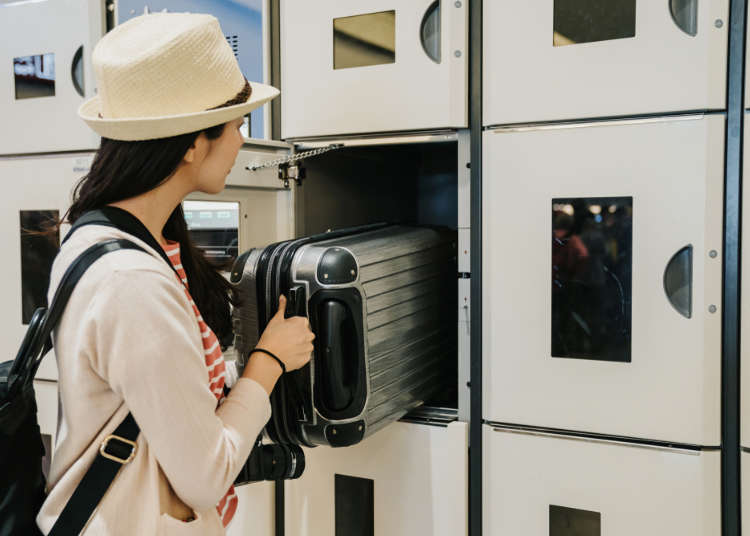 Q&A: How to Use Coin Lockers in Japan