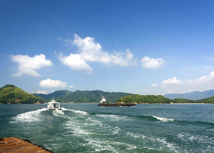 일본의 바다