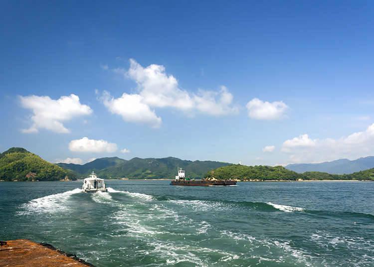 Laut di Jepun