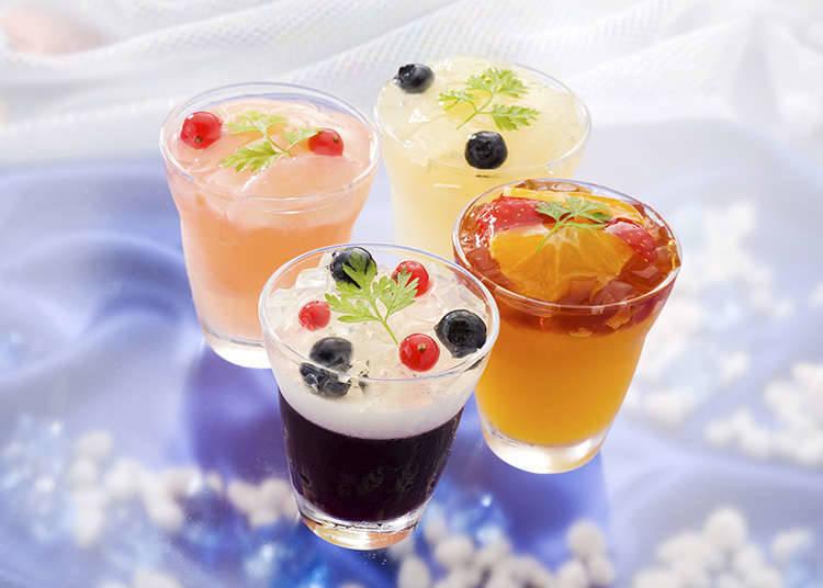 冰冰涼涼好吃的夏季甜點