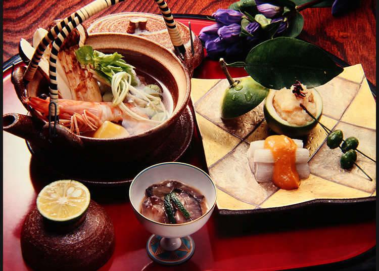 Ragam Bahan Makanan Berlimpah di Musim Gugur