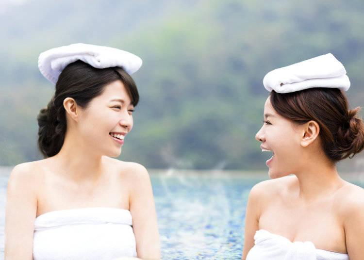 Unwind with a Hot Bath in a Sento or Hot Springs near Tokyo